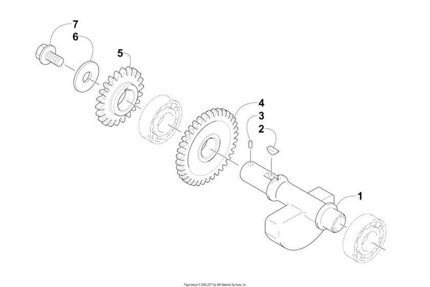 Crank Balancer Assembly