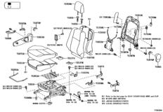 Seat & Seat Track