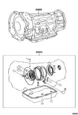 Transaxle Or Transmission Assy & Gasket Kit (Atm)