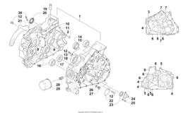 Crankcase assembly