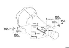 Valve Body & Oil Strainer (Atm)
