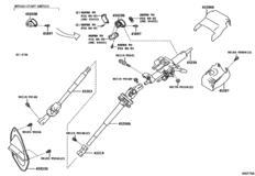 Steering Column & Shaft