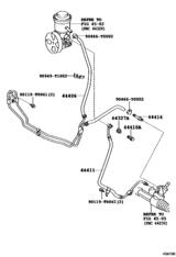 Power Steering Tube