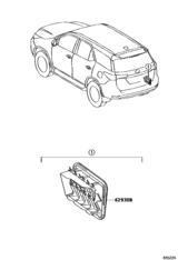 Rear Ventilator & Roof Ventilator